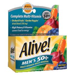 Vitamin tổng hợp Alive Men 50+